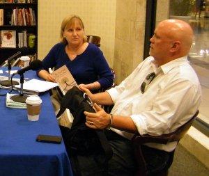 Sandy Colbert and David Berner