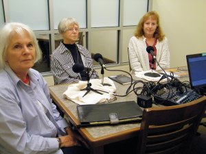 Lolita Ditzler, Delores Alm, Diane Vierck