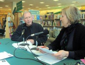 Tim Chapman and Sandy Colbert