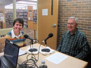Kristin Oakley and Jim Applegate