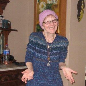 Author Catherine Eisen