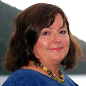 Author Christine Swanberg