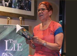 Author JoAnn Fastoff Blackman