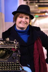 Author Laura Enright
