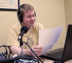 Bob Francis on In Print Radio (inprint8}